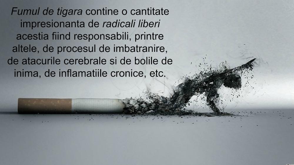 fumat radicali liberi