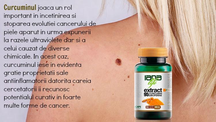Numarul de cazuri de cancer de piele este in continua crestere