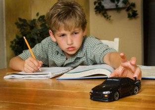 ADHD lipsa de concentrare