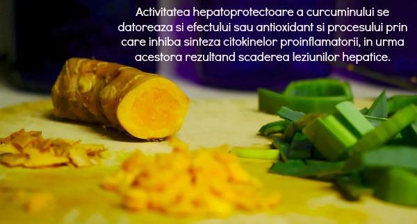 Protejeaza-ti ficatul cu Extract95 Curcumin&BioPerine