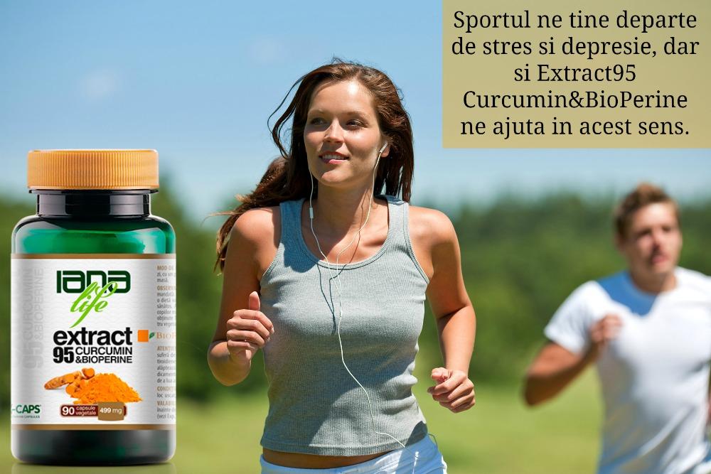 De ce Extract 95 Curcumin&BioPerine